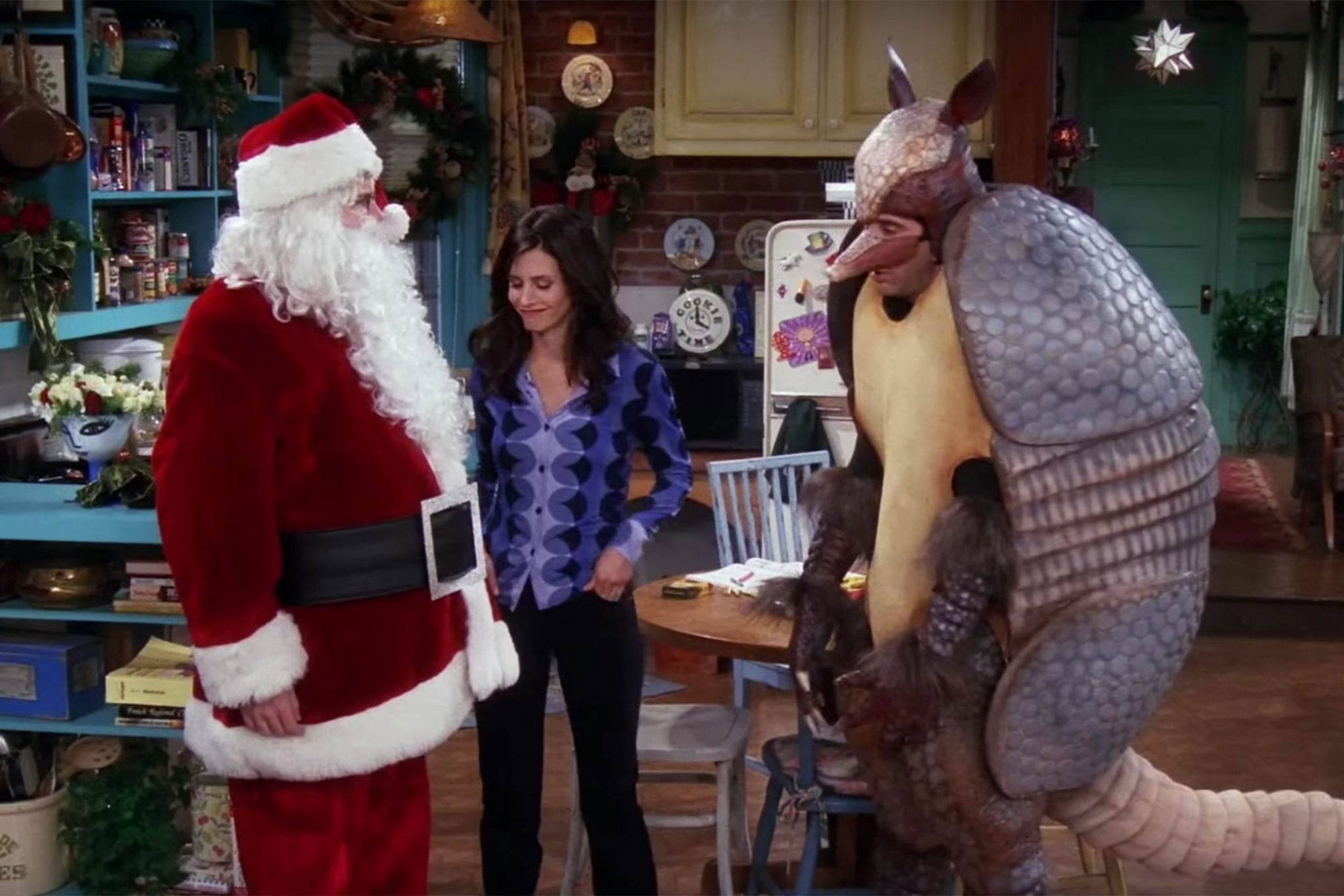 "Friends, ""The One With the Holiday Armadillo"""