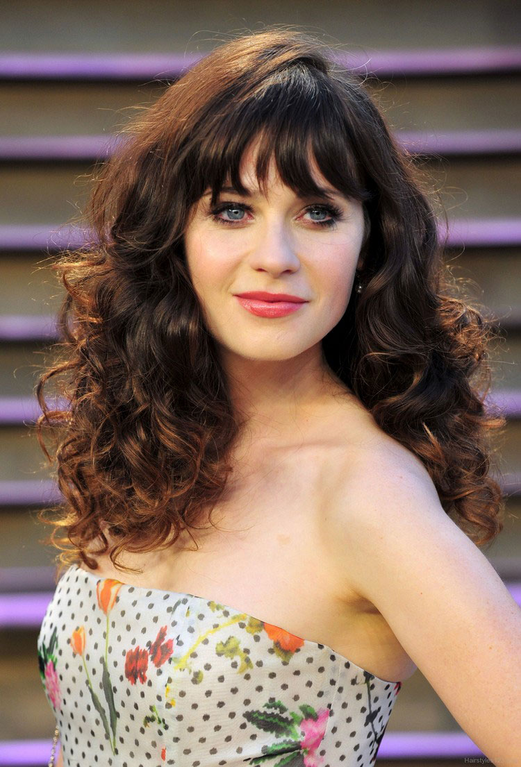 Marvelous The Best Curly Hairstyles For Oval Faces Southern Living Natural Hairstyles Runnerswayorg