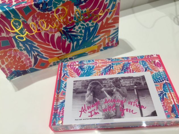 Lily Pulitzer Photo Frame