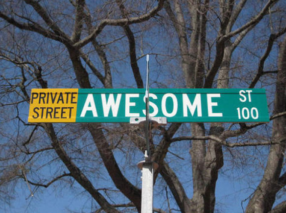 Awesome Street