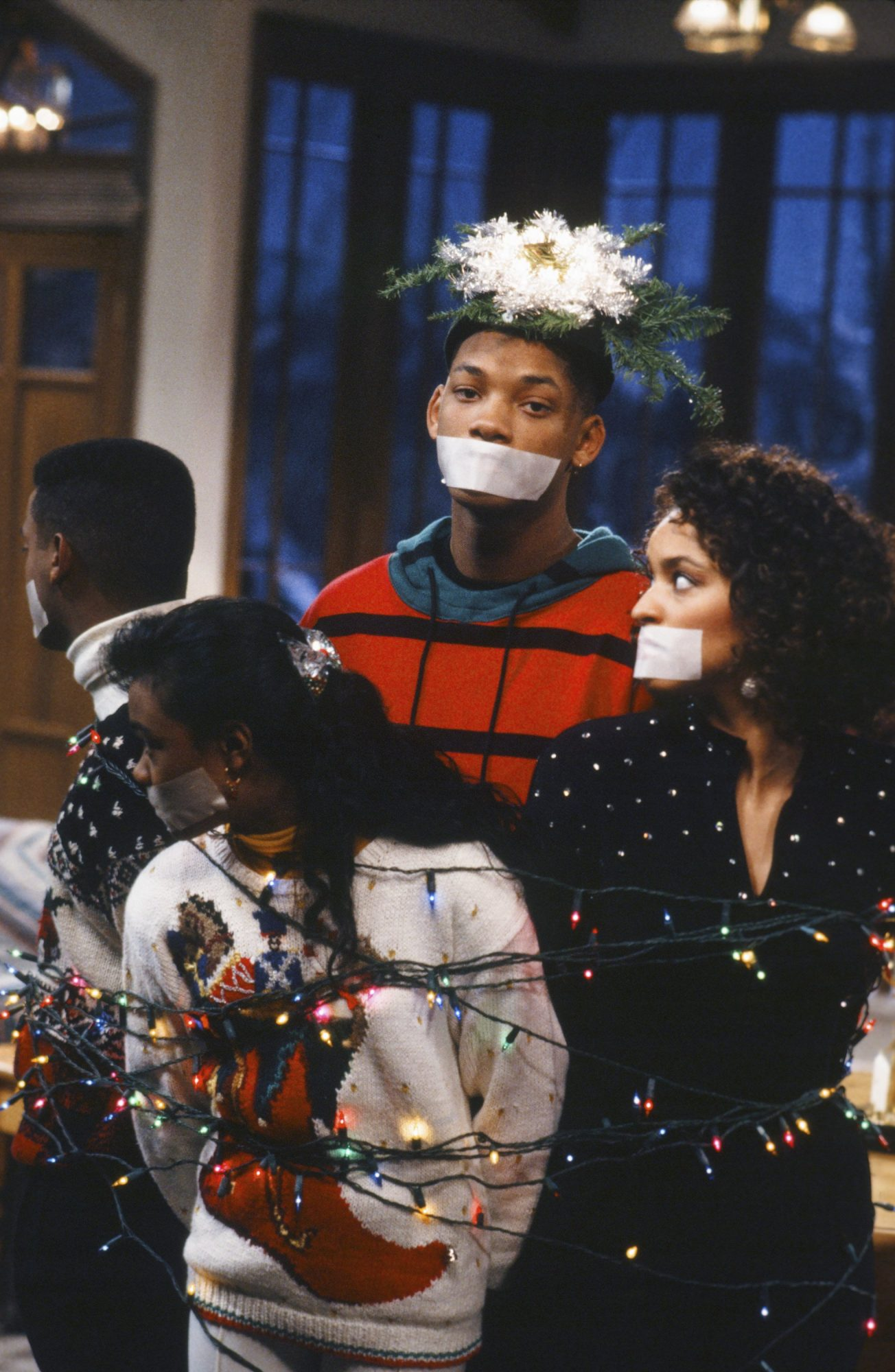 "The Fresh Prince of Bel-Air, ""Christmas Show"""