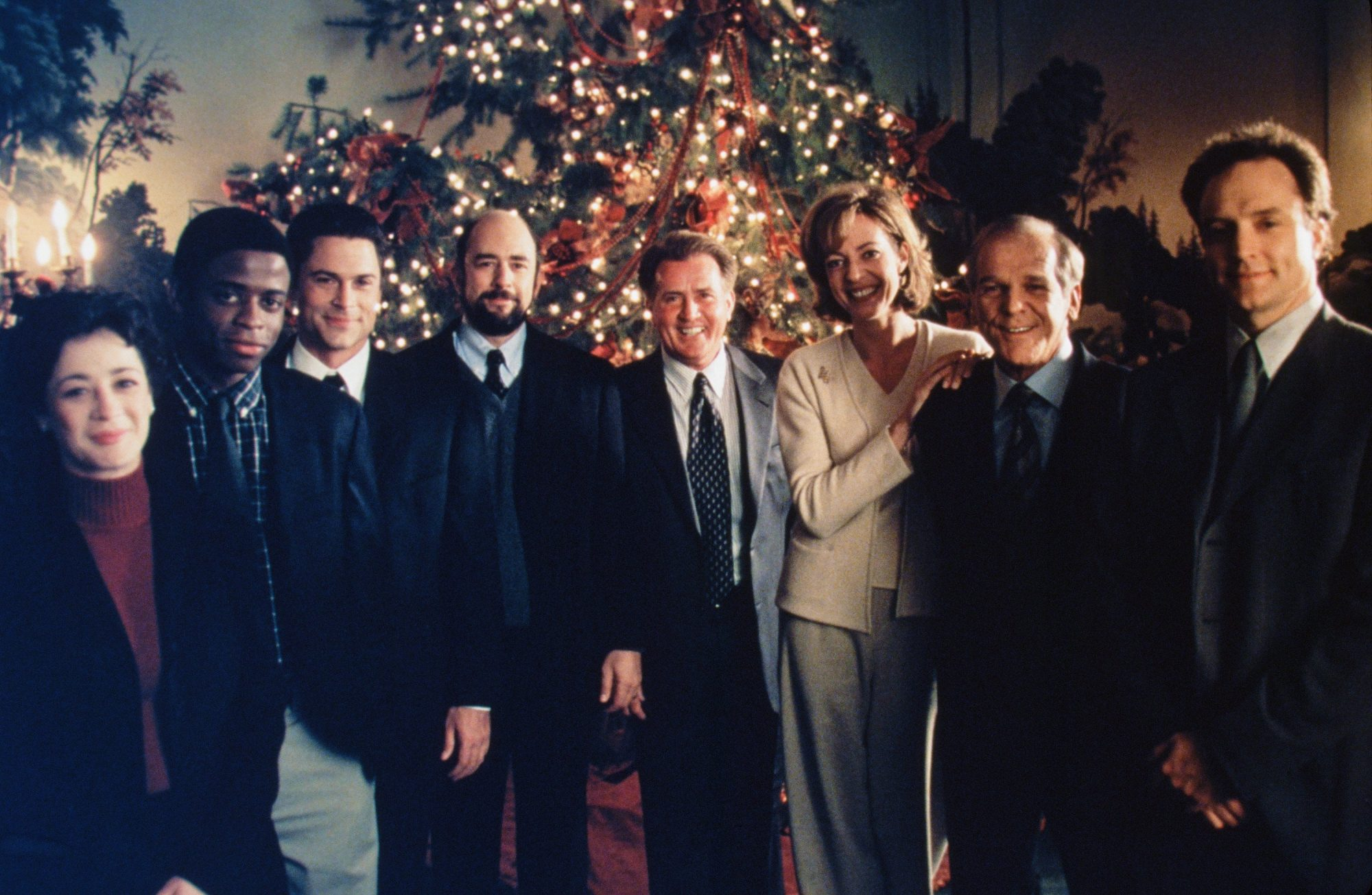 "The West Wing, ""In Excelsis Deo"""