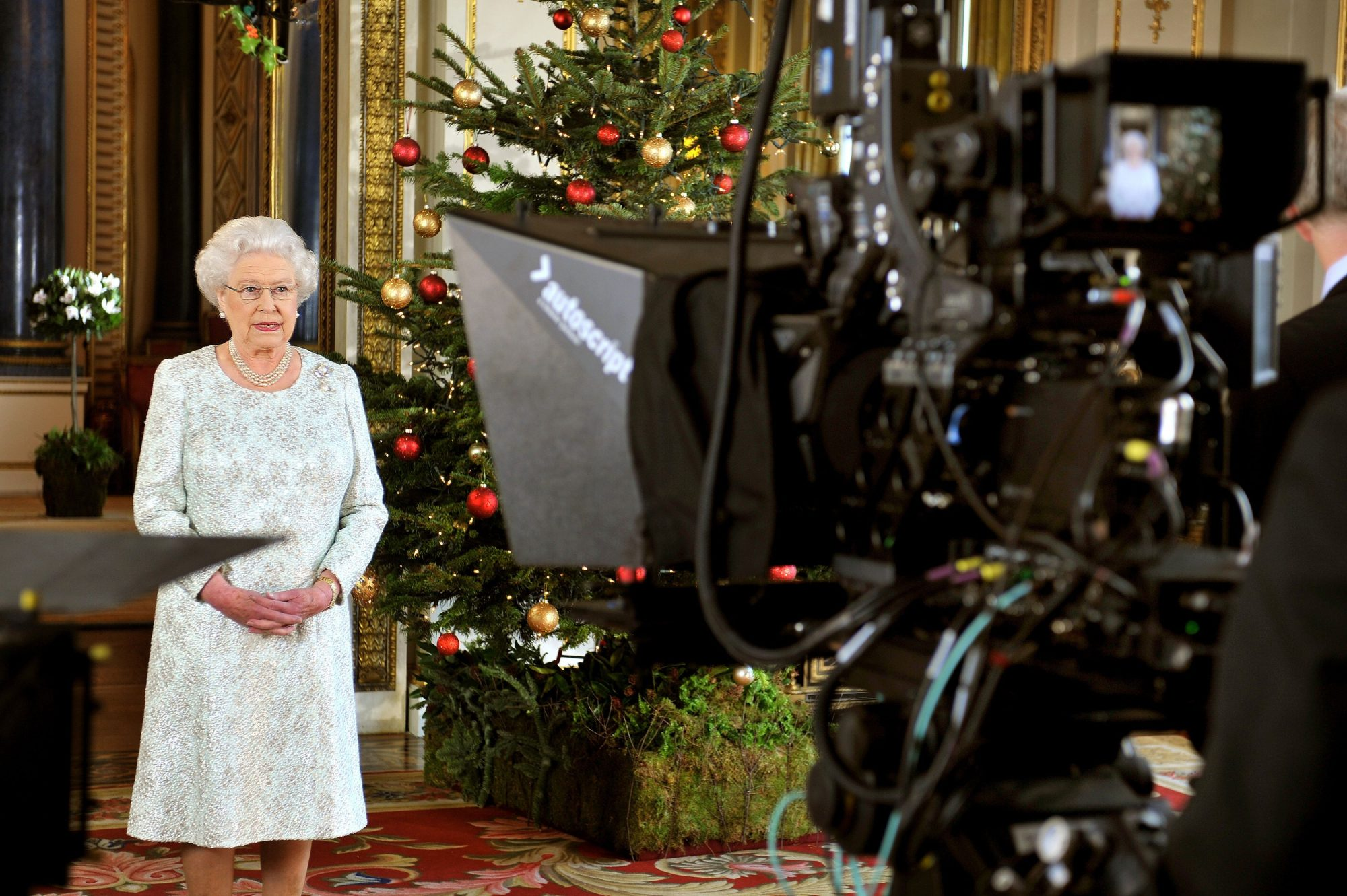 The Queen's 2012 Christmas Broadcast