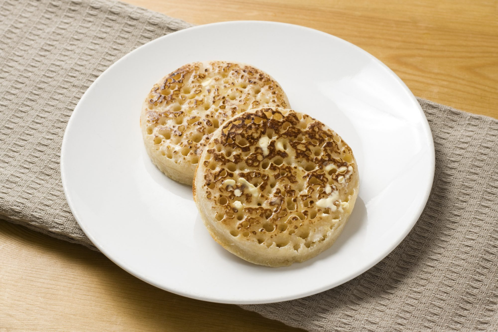 Southern Living Why Crumpets Have Holes