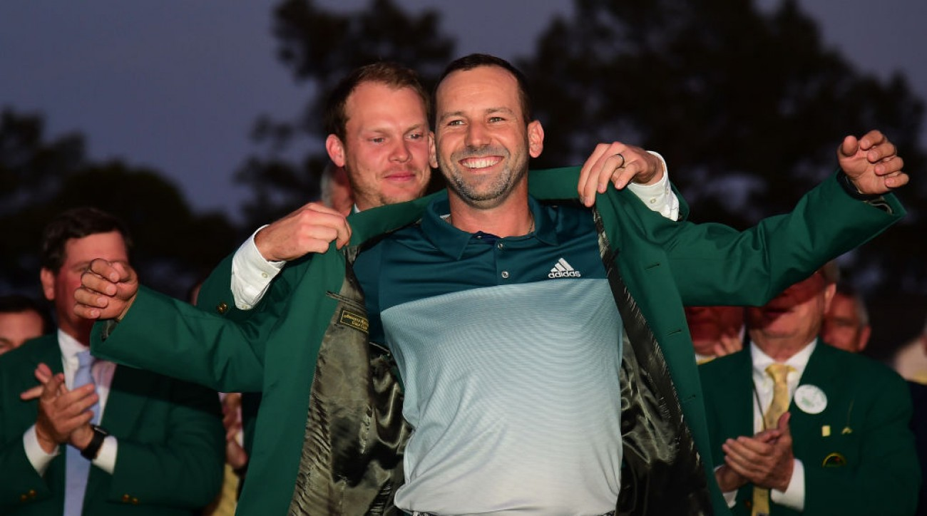 You probably didn't think Sergio could win the Masters, but Sergio did