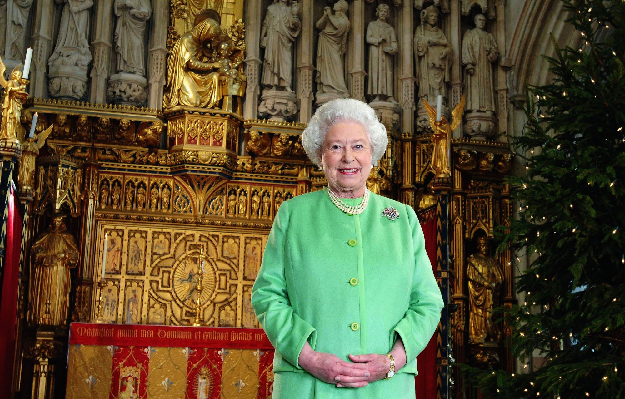 The Queen's 2006 Christmas Broadcast