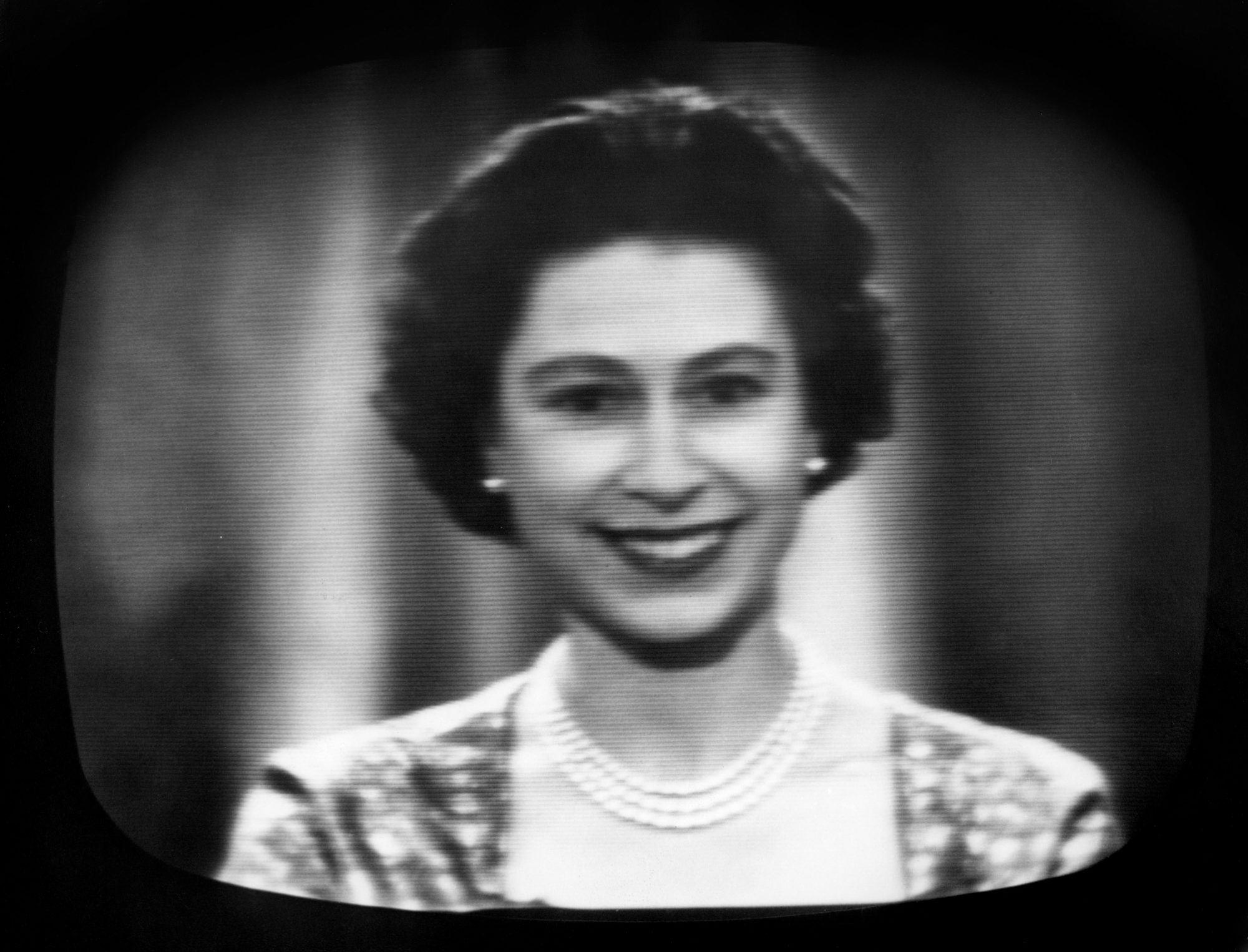The Queen's 1957 Christmas Broadcast