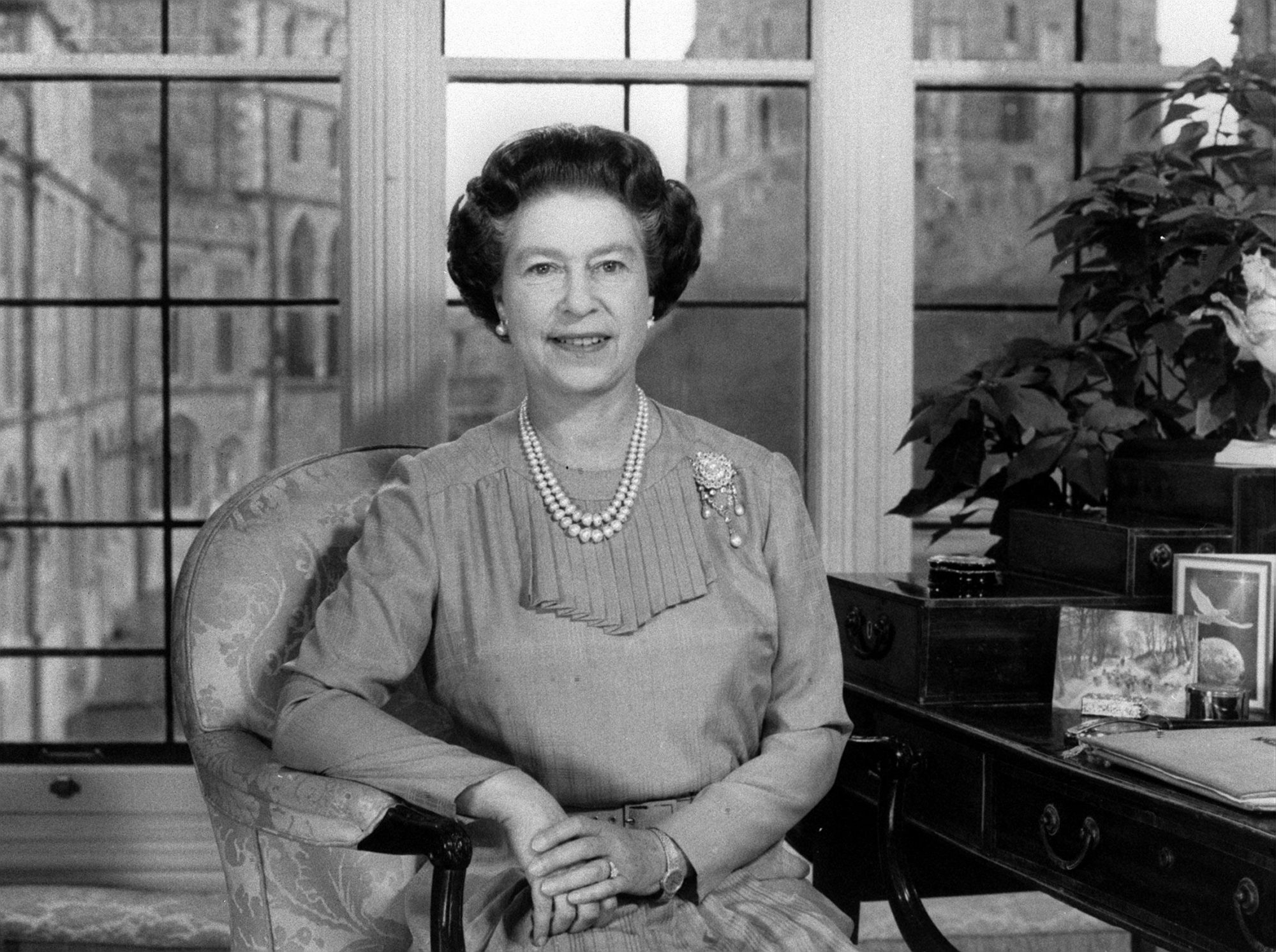 The Queen's 1984 Christmas Broadcast