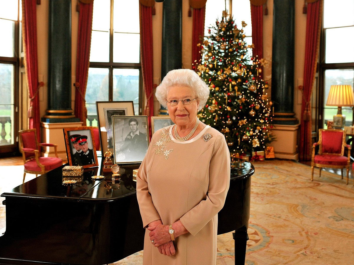 The Queen's 2008 Christmas Broadcast