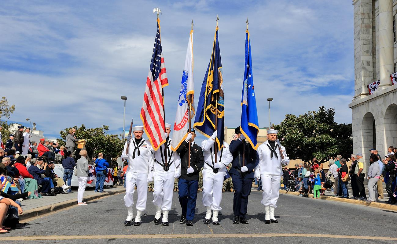 Biloxi, MS Veteran's Day Parade