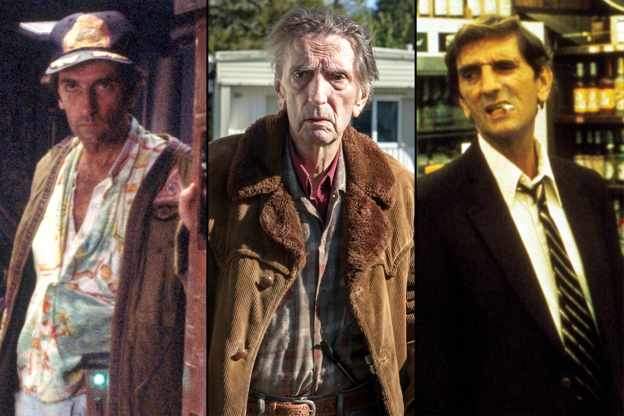 Harry Dean Stanton: A career in photos