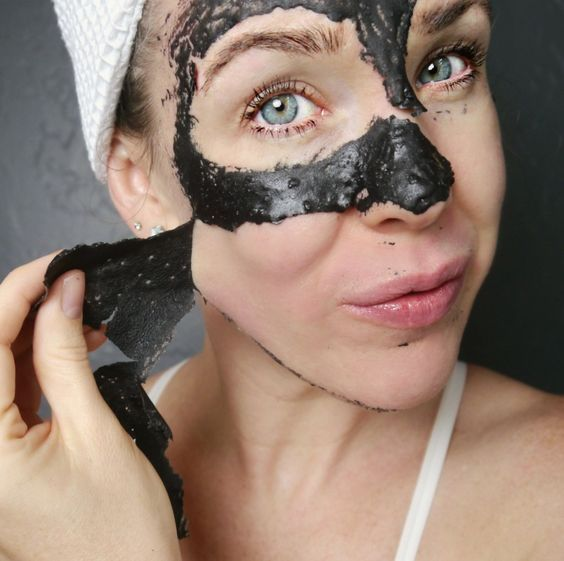Harsh Charcoal Peel-Off Masks