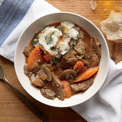 Hearty Beef and Stout Stew