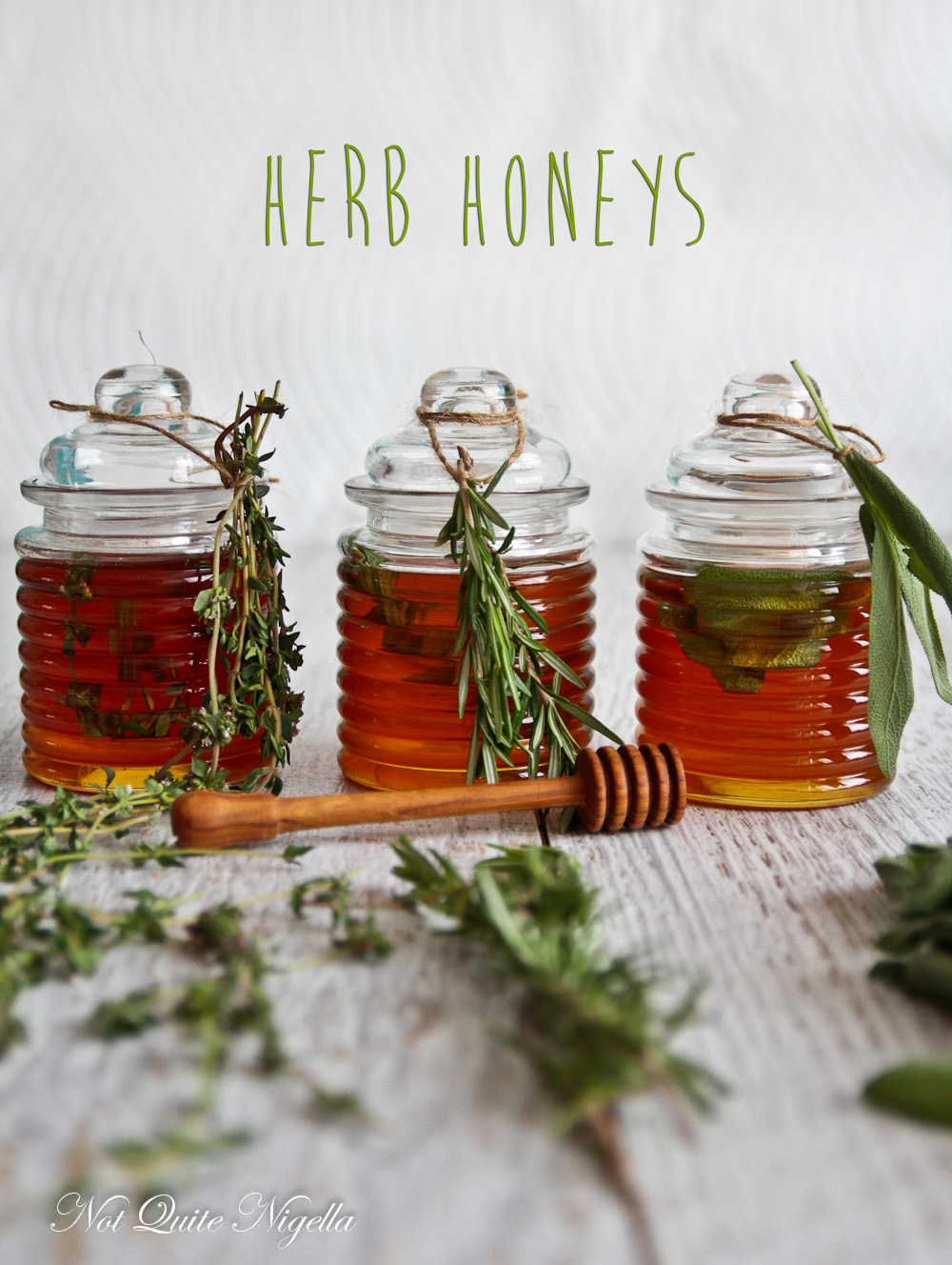 Herb Honey