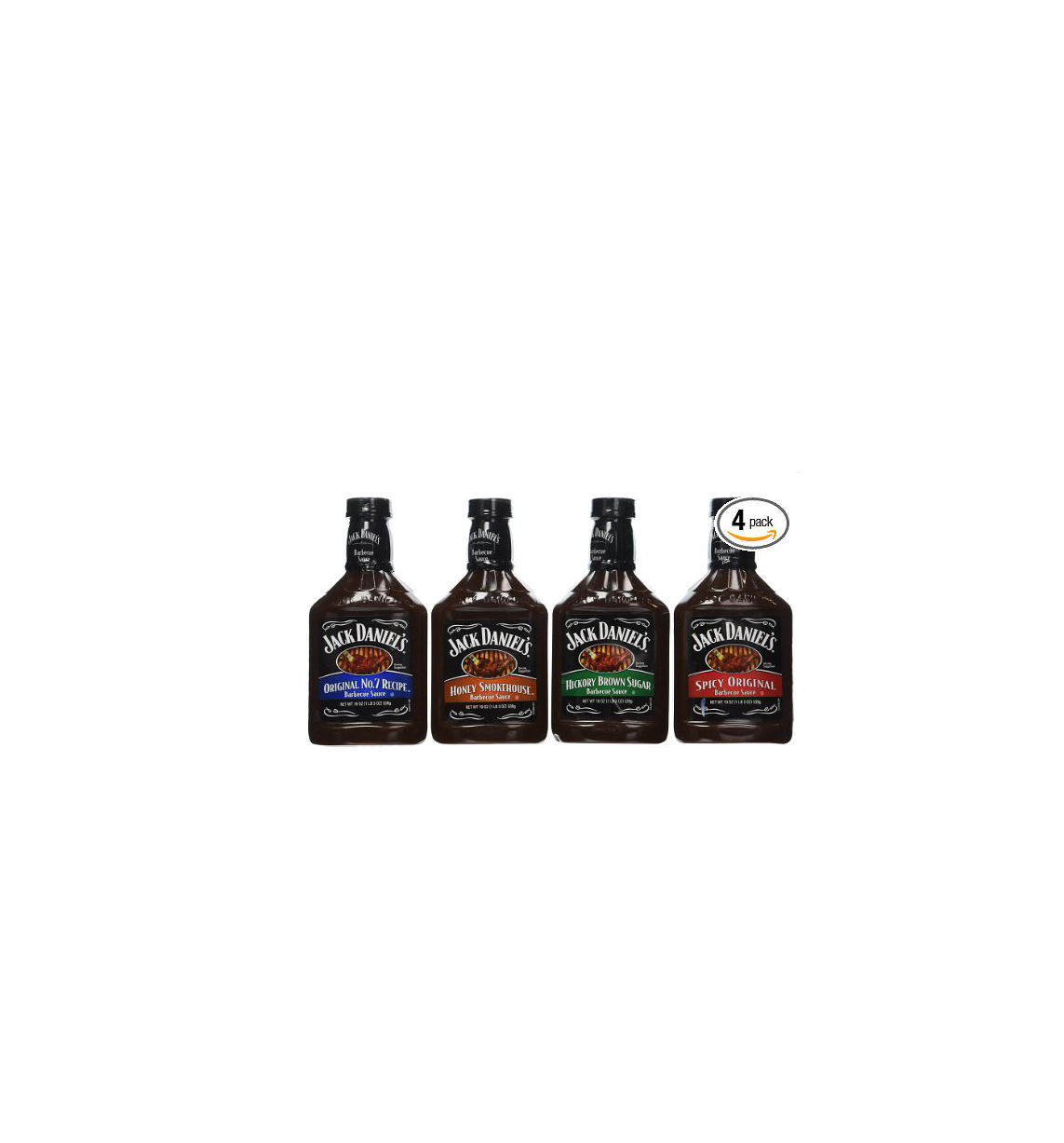 Jack Daniel's Barbecue Sauce Combo