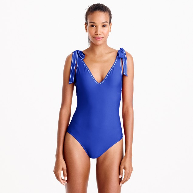One-Piece Bathing Suits That Look Great On Every Body Shape JCrew