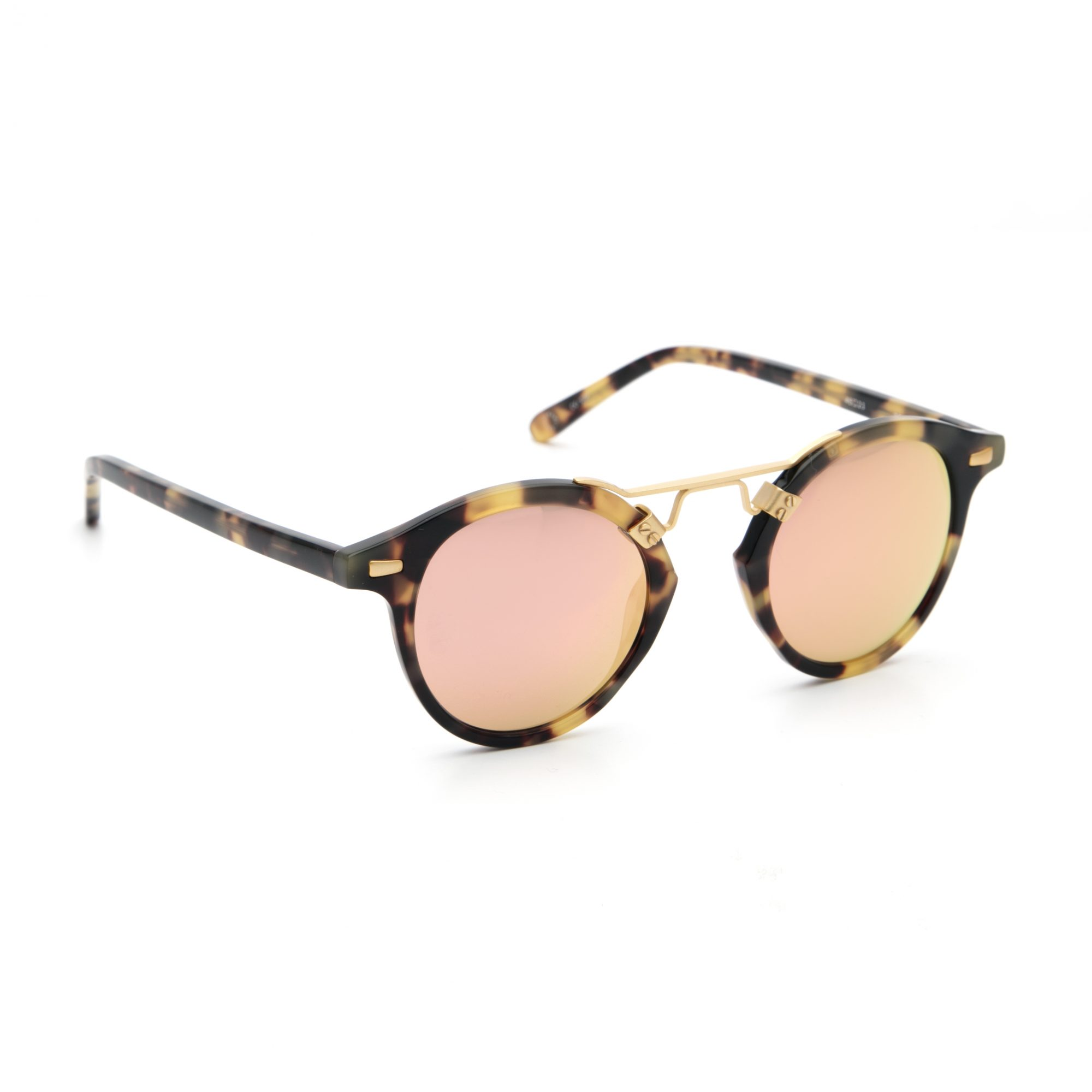 Krewe St. Louis Audubon Rose Sunglasses