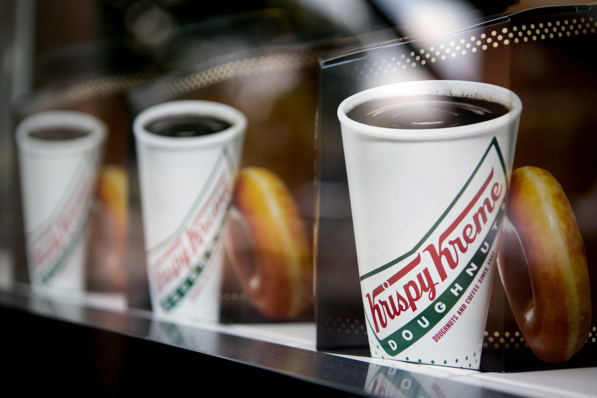 Krispy Kreme Jumps To Highest Price Since 2004 On Forecast