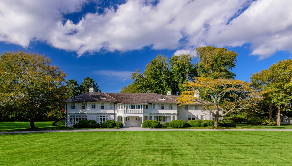 Jackie Kennedy's Summer Home