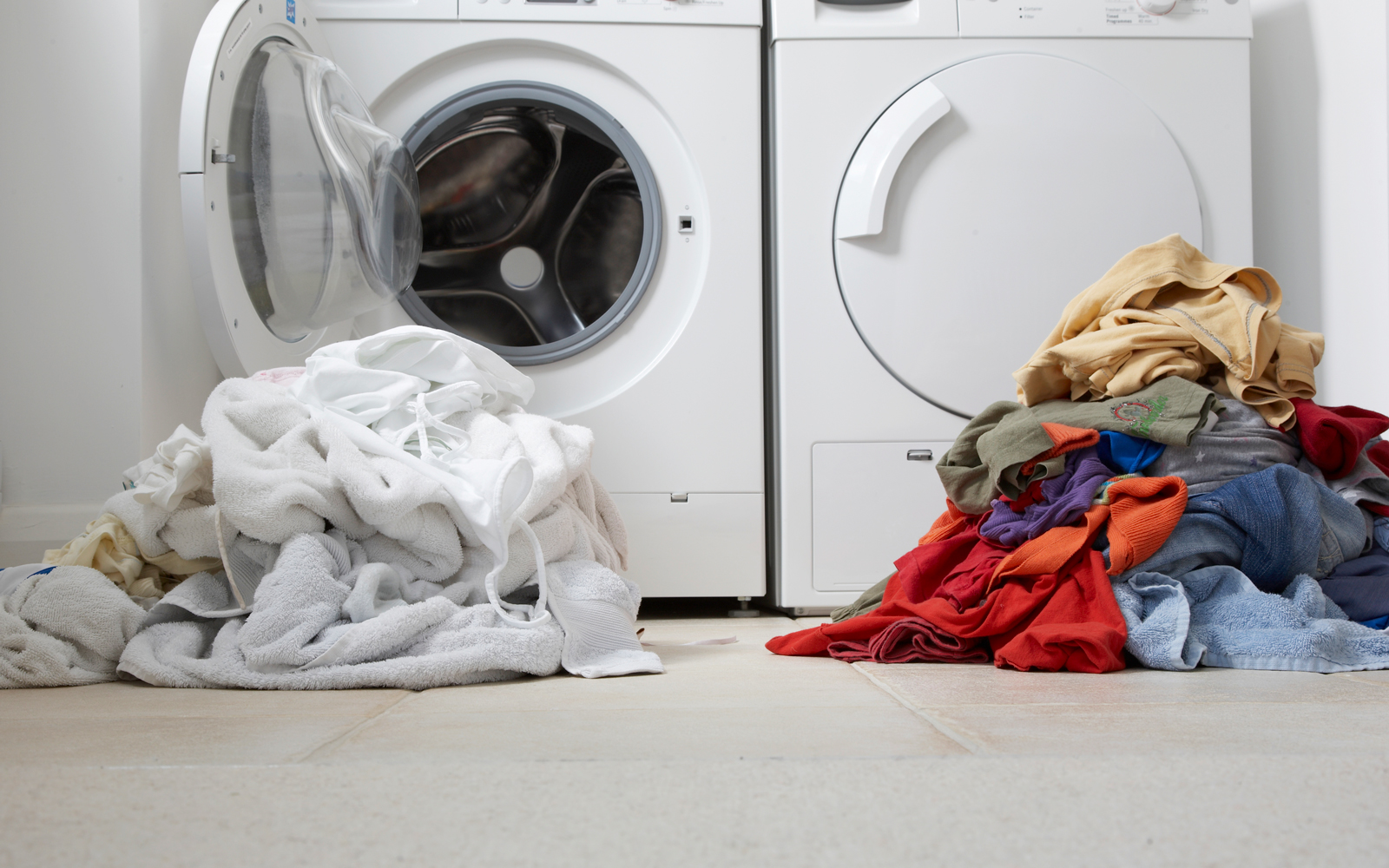 5 Simple Solutions for Your Laundry Troubles