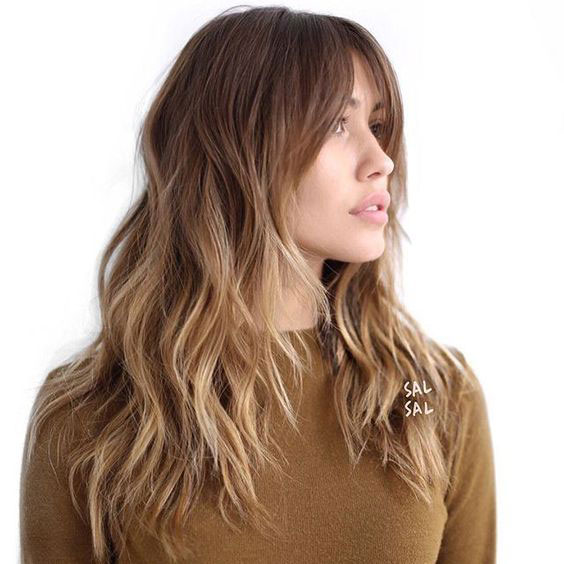 For Wavy Hair: Layers on Layers