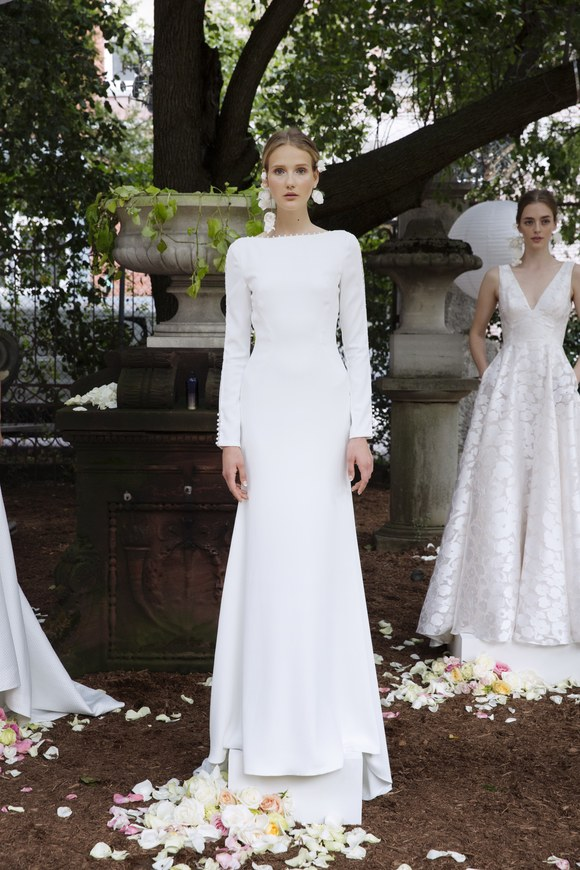 Gorgeous Long Sleeve Wedding Dresses For Winter Brides Southern Living