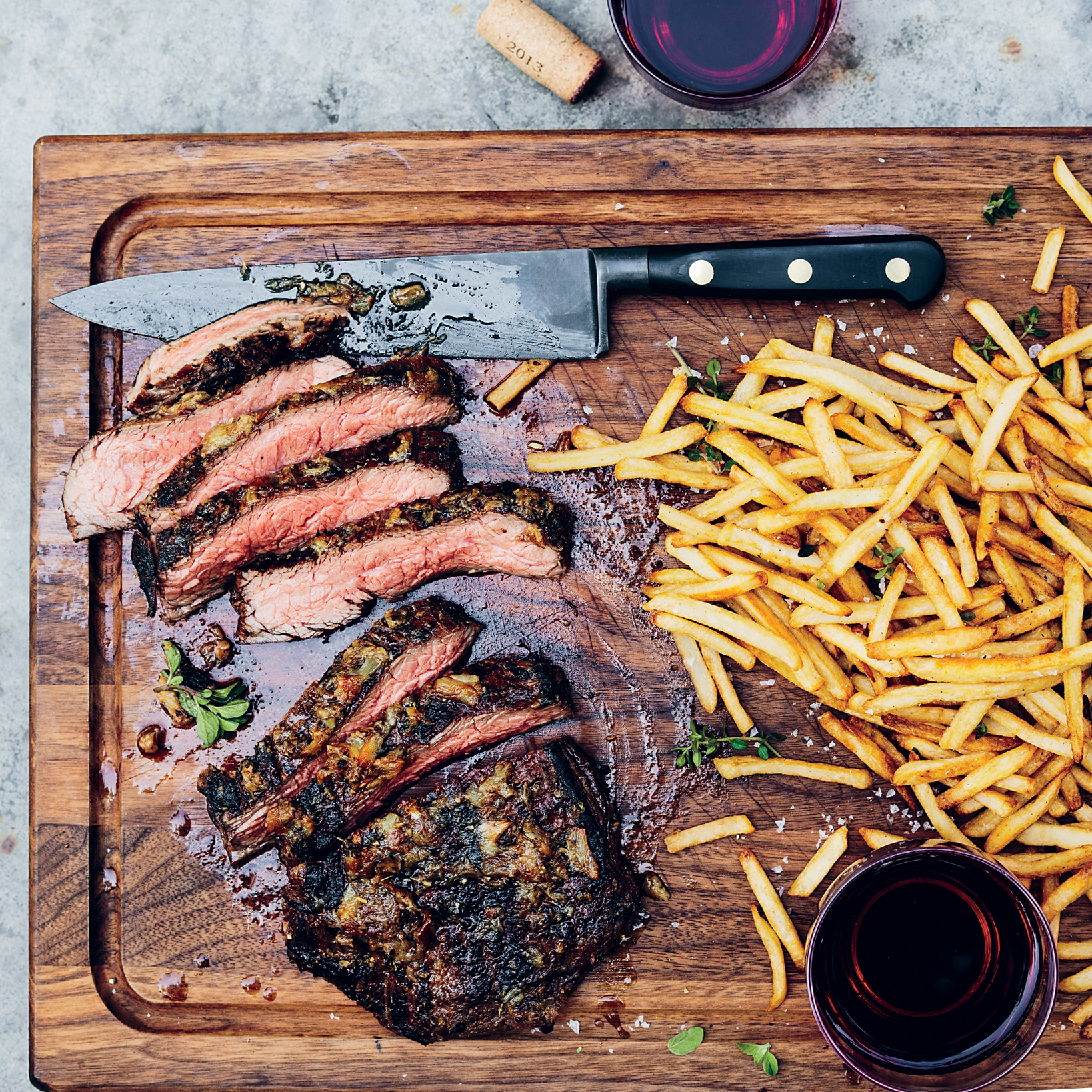 5 Ways to Flavor Your Meat While It's Resting