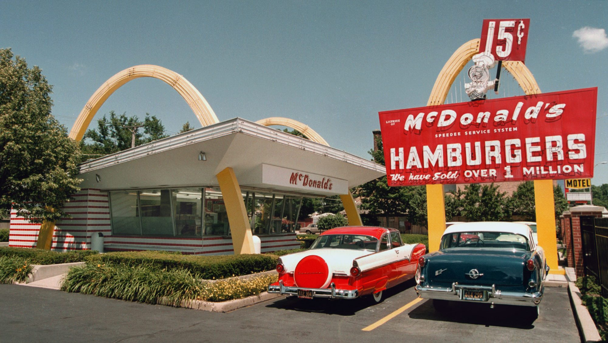 McDonald's No. 1 Store in Des Plaines, Illinois