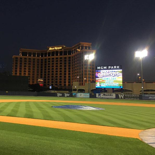MGM Park in Biloxi, MS