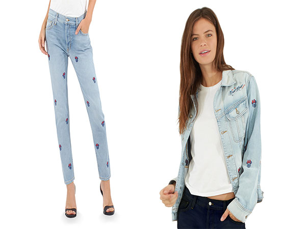 Minnie Jeans and Jacket
