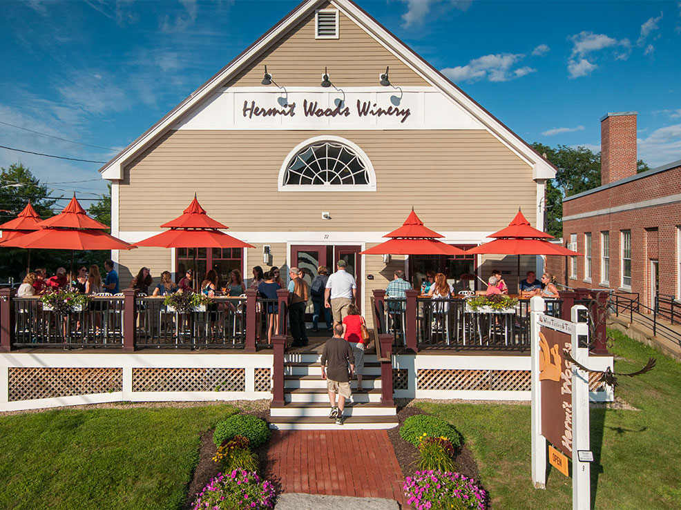 Hermit Woods Winery