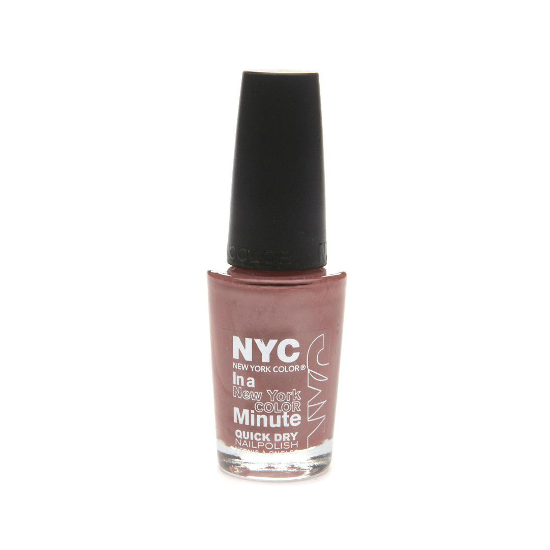 NYC In a NY Minute Quick Dry Nail Polish, Central Park