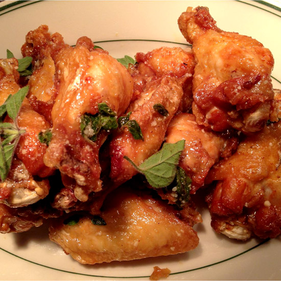 Best Chicken Wings in the U.S.: Alla Spina