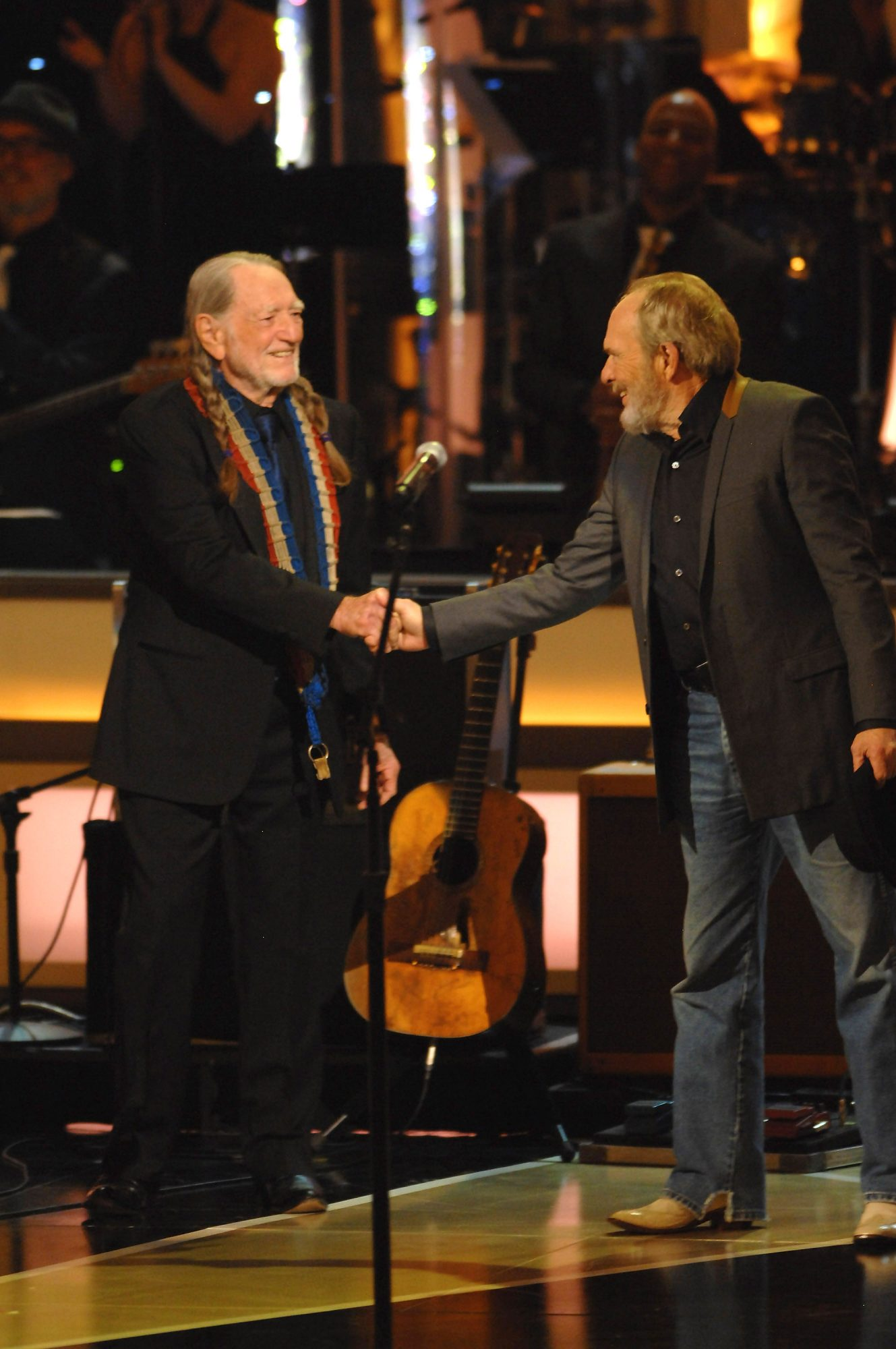 Unforgettable Country Music Duets Willie Nelson and Merle Haggard