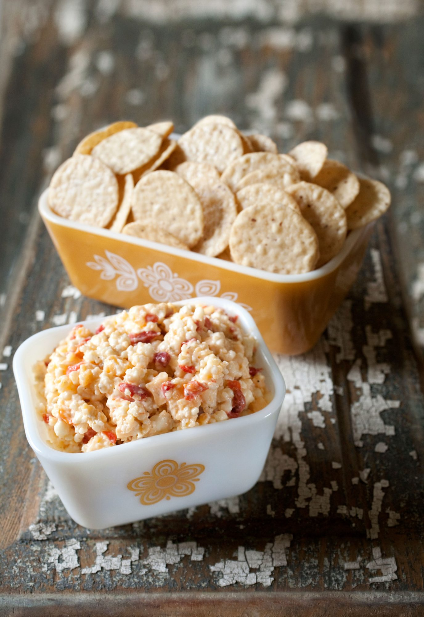 Pimiento Cheese and Pickles