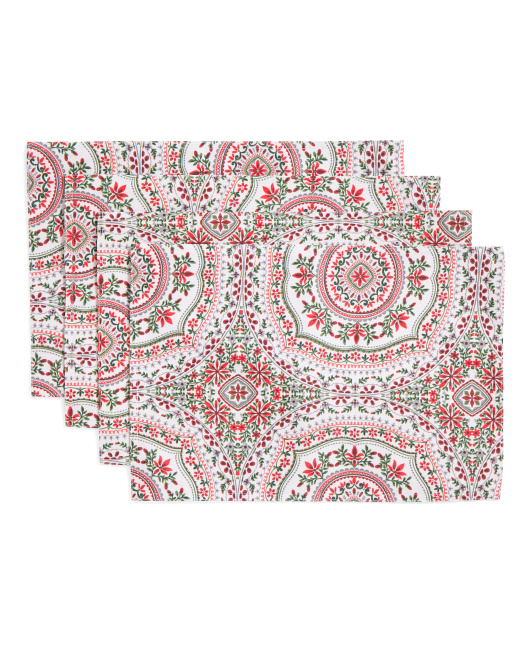 Sutherland Medallion Placemats