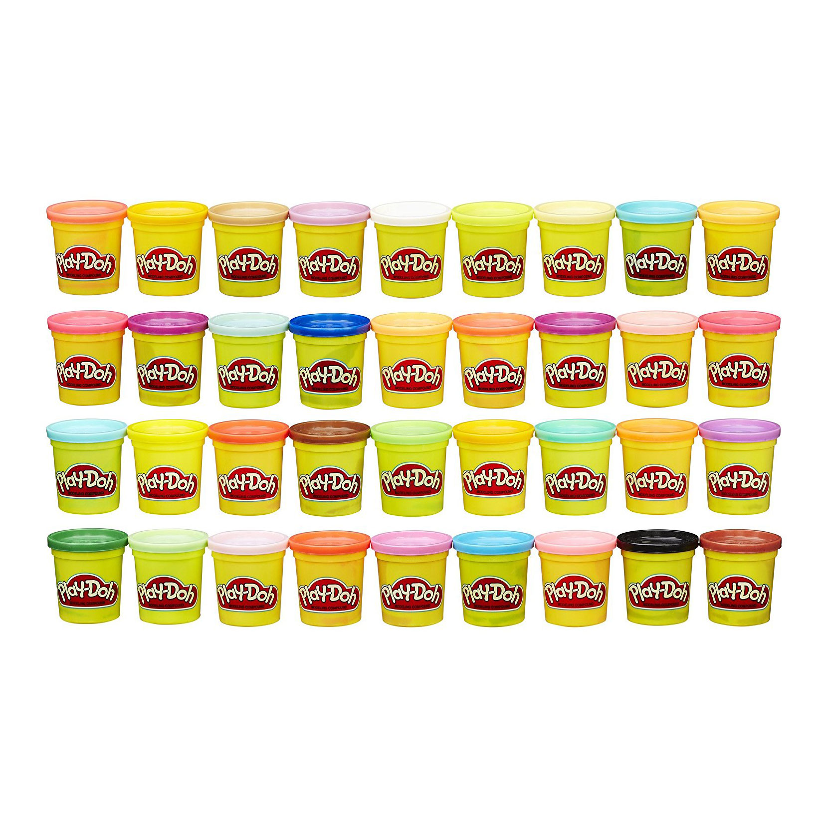 Play-Doh Mega-Pack