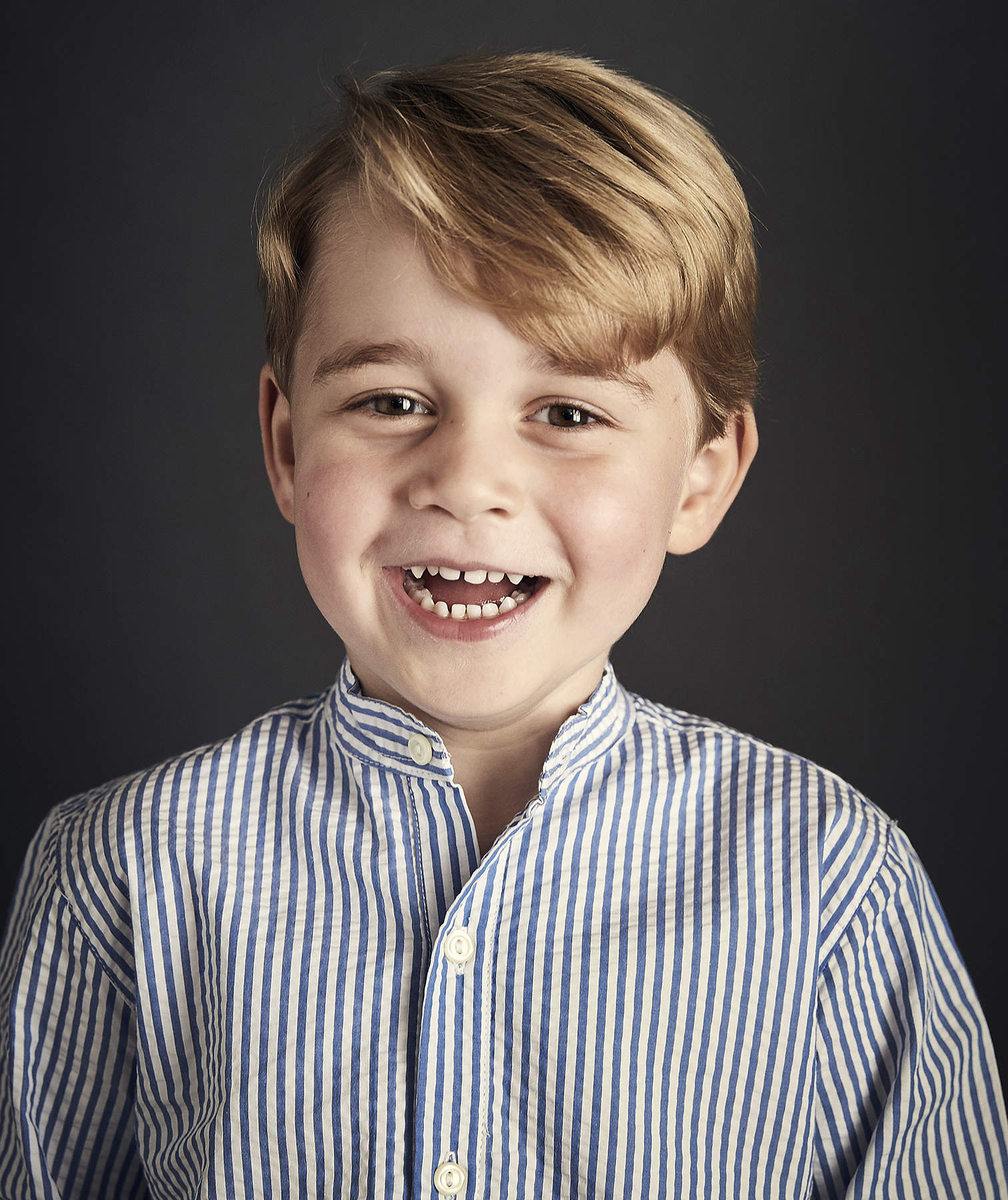 Here's Where to Buy Prince George's Adorable Birthday Shirt