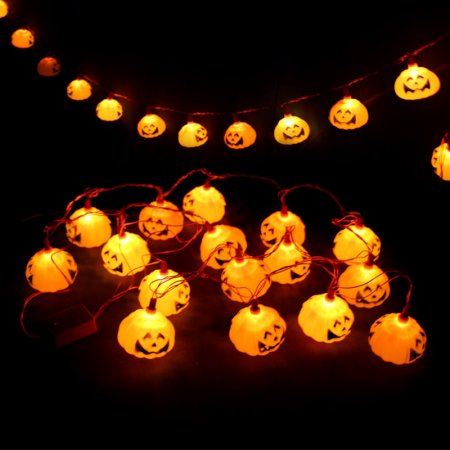 Pumpkin String Lights