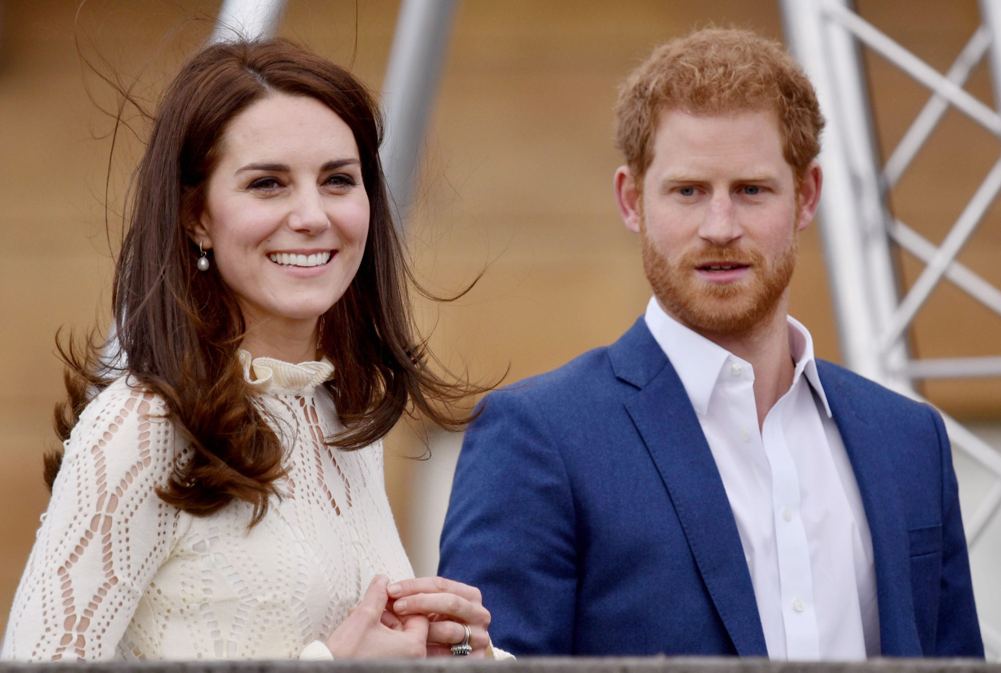 Prince Harry reveals the touching way Kate has supported Meghan