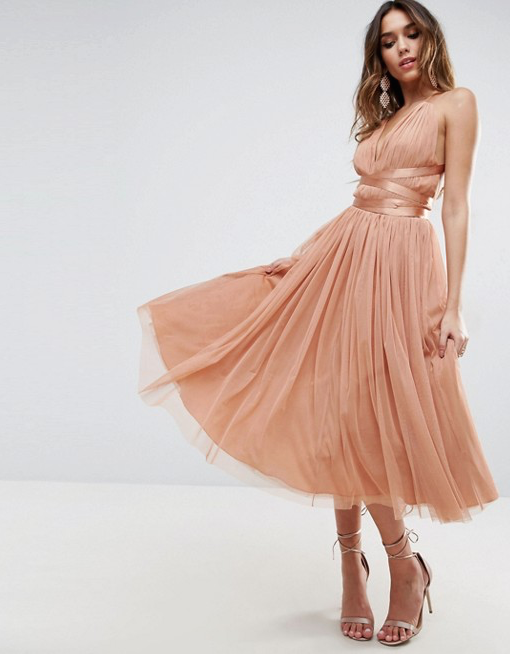 Romantic Tulle Dress