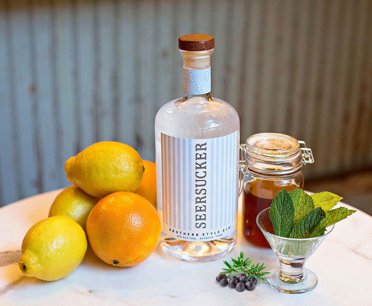 Southern Style Gin
