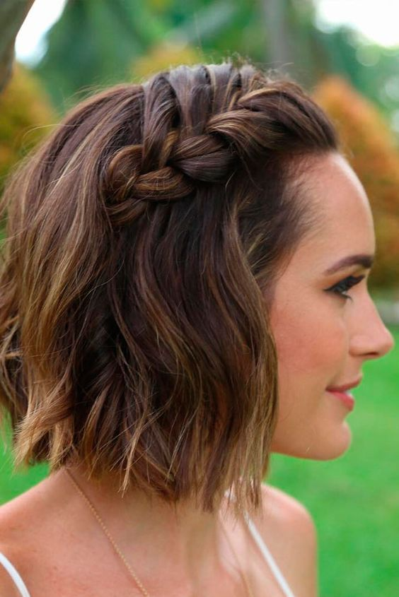 Gorgeous Short Holiday Hairstyles Southern Living