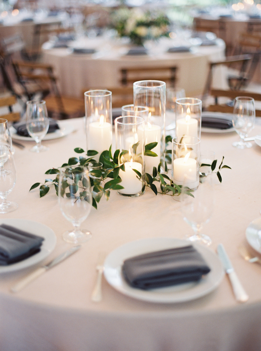 Beautiful Centerpieces Created With Candles | Southern Living