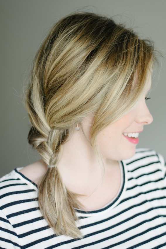 Simple, Swept Braid