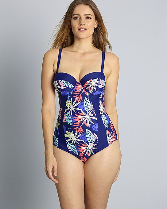 One-Piece Bathing Suits That Look Great On Every Body Shape Simply Be