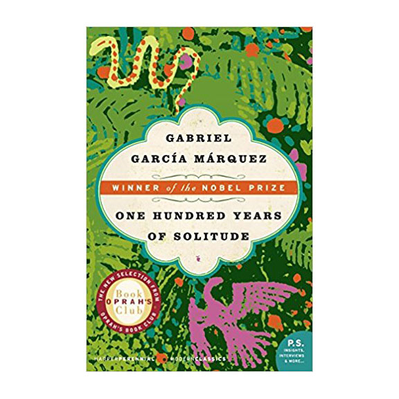 100 Years of Solitude by Gabriel Garcia Marquez