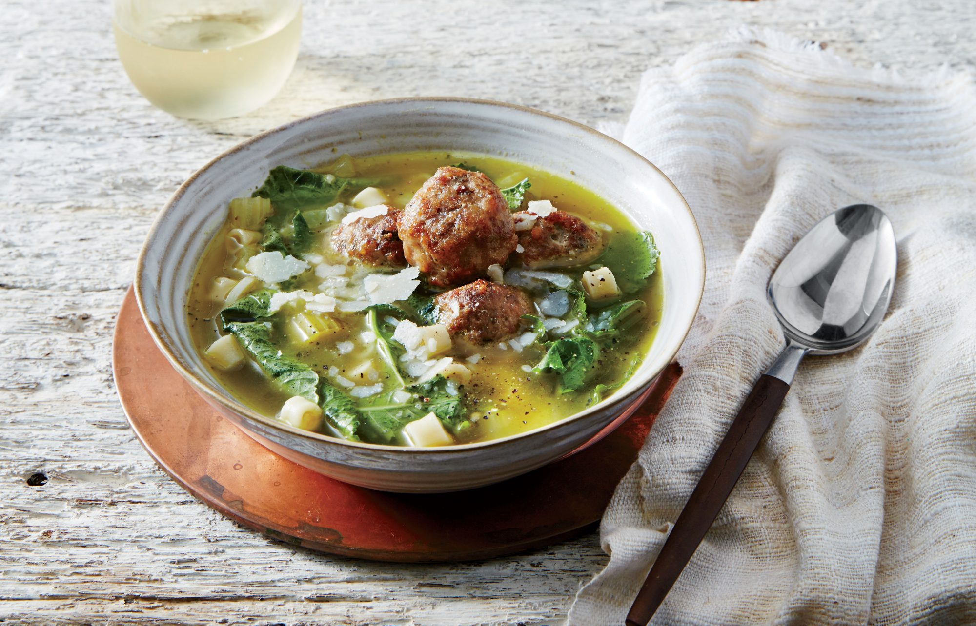 Southern Wedding Soup Recipe