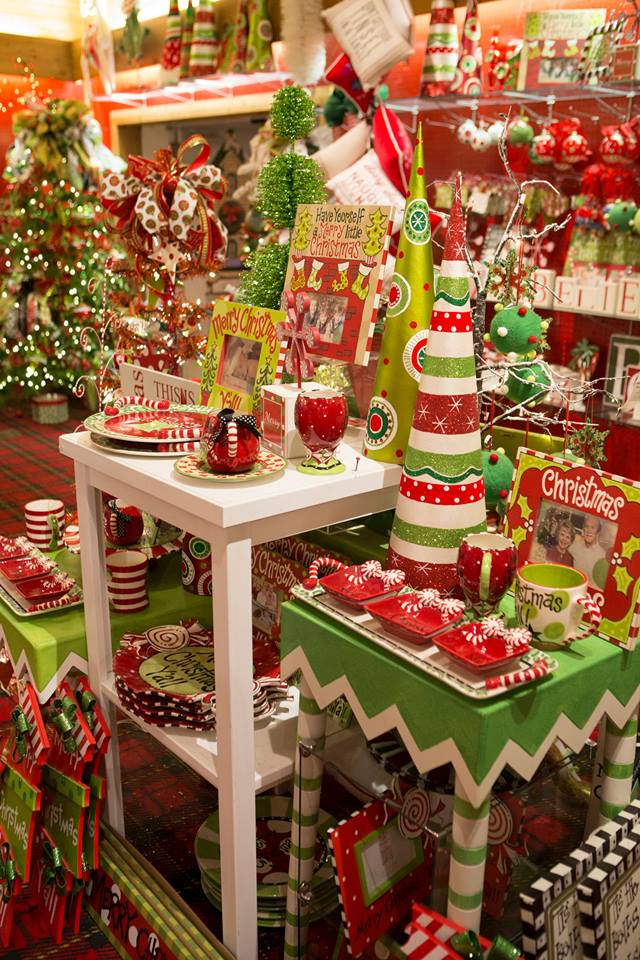 Christmas Shops Open All Year Long St. Nick Nacks in Callahan's of Calabash