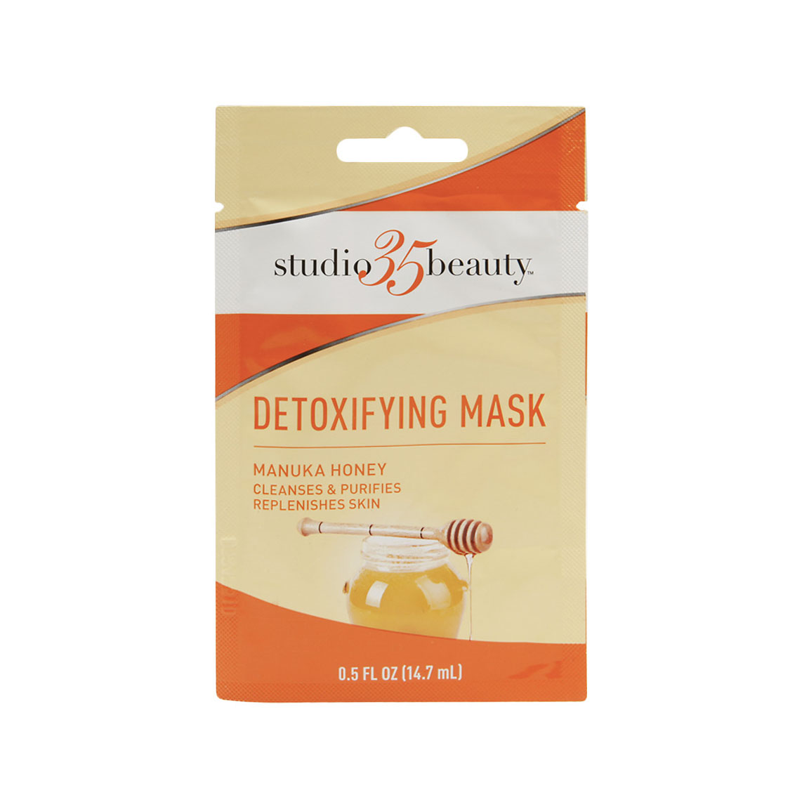 Studio 35 Detoxifying Manuka Honey Peel Off Mask